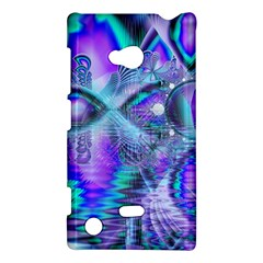 Peacock Crystal Palace Of Dreams, Abstract Nokia Lumia 720 Hardshell Case