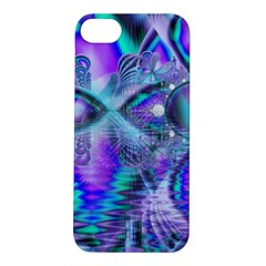 Peacock Crystal Palace Of Dreams, Abstract Apple iPhone 5S Hardshell Case