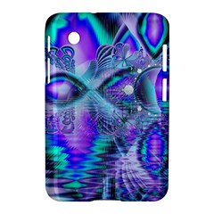 Peacock Crystal Palace Of Dreams, Abstract Samsung Galaxy Tab 2 (7 ) P3100 Hardshell Case