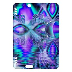 Peacock Crystal Palace Of Dreams, Abstract Kindle Fire HDX 7  Hardshell Case