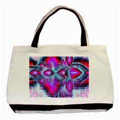 Crystal Northern Lights Palace, Abstract Ice  Classic Tote Bag