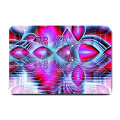 Crystal Northern Lights Palace, Abstract Ice  Small Door Mat