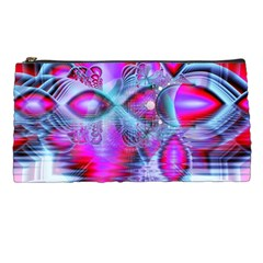 Crystal Northern Lights Palace, Abstract Ice  Pencil Case