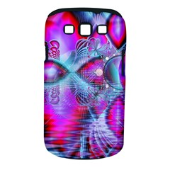 Crystal Northern Lights Palace, Abstract Ice  Samsung Galaxy S III Classic Hardshell Case (PC+Silicone)