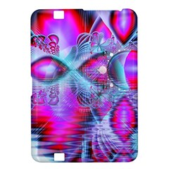 Crystal Northern Lights Palace, Abstract Ice  Kindle Fire HD 8.9  Hardshell Case
