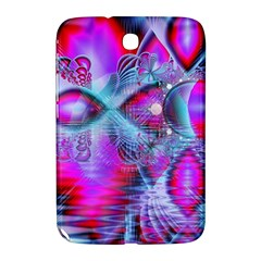 Crystal Northern Lights Palace, Abstract Ice  Samsung Galaxy Note 8.0 N5100 Hardshell Case