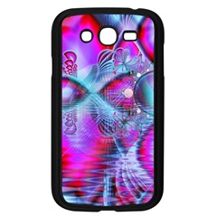 Crystal Northern Lights Palace, Abstract Ice  Samsung Galaxy Grand Duos I9082 Case (black)