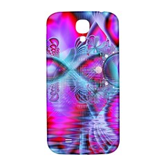 Crystal Northern Lights Palace, Abstract Ice  Samsung Galaxy S4 I9500/I9505  Hardshell Back Case