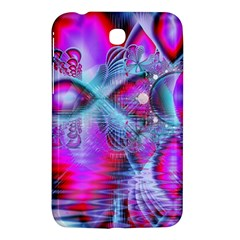 Crystal Northern Lights Palace, Abstract Ice  Samsung Galaxy Tab 3 (7 ) P3200 Hardshell Case