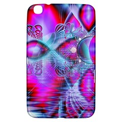 Crystal Northern Lights Palace, Abstract Ice  Samsung Galaxy Tab 3 (8 ) T3100 Hardshell Case