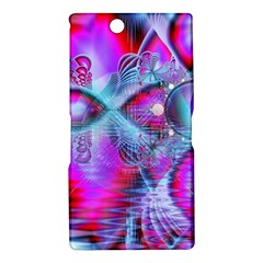 Crystal Northern Lights Palace, Abstract Ice  Sony Xperia Z Ultra (XL39H) Hardshell Case