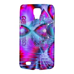 Crystal Northern Lights Palace, Abstract Ice  Samsung Galaxy S4 Active (I9295) Hardshell Case