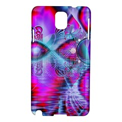 Crystal Northern Lights Palace, Abstract Ice  Samsung Galaxy Note 3 N9005 Hardshell Case