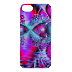 Crystal Northern Lights Palace, Abstract Ice  Apple Iphone 5s Hardshell Case