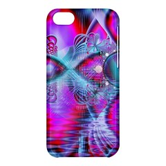 Crystal Northern Lights Palace, Abstract Ice  Apple iPhone 5C Hardshell Case