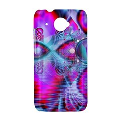 Crystal Northern Lights Palace, Abstract Ice  HTC Desire 601 Hardshell Case