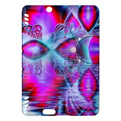 Crystal Northern Lights Palace, Abstract Ice  Kindle Fire HDX 7  Hardshell Case