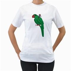 Role Reversal Women s T-Shirt (White)