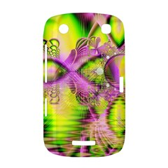 Raspberry Lime Mystical Magical Lake, Abstract  BlackBerry Curve 9380 Hardshell Case