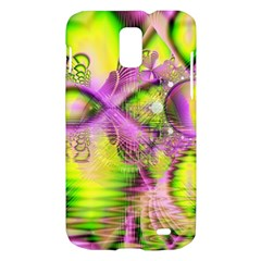 Raspberry Lime Mystical Magical Lake, Abstract  Samsung Galaxy S II Skyrocket Hardshell Case