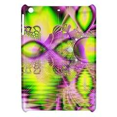 Raspberry Lime Mystical Magical Lake, Abstract  Apple Ipad Mini Hardshell Case