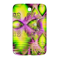 Raspberry Lime Mystical Magical Lake, Abstract  Samsung Galaxy Note 8 0 N5100 Hardshell Case
