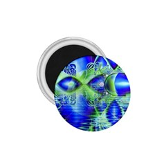 Irish Dream Under Abstract Cobalt Blue Skies 1 75  Button Magnet