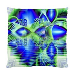 Irish Dream Under Abstract Cobalt Blue Skies Cushion Case (two Sided)