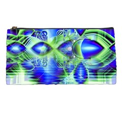 Irish Dream Under Abstract Cobalt Blue Skies Pencil Case