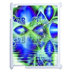 Irish Dream Under Abstract Cobalt Blue Skies Apple Ipad 2 Case (white)