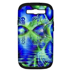 Irish Dream Under Abstract Cobalt Blue Skies Samsung Galaxy S Iii Hardshell Case (pc+silicone)