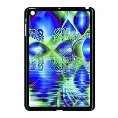 Irish Dream Under Abstract Cobalt Blue Skies Apple iPad Mini Case (Black)