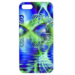 Irish Dream Under Abstract Cobalt Blue Skies Apple iPhone 5 Hardshell Case with Stand