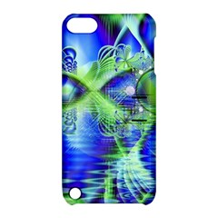 Irish Dream Under Abstract Cobalt Blue Skies Apple iPod Touch 5 Hardshell Case with Stand