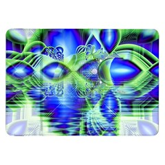 Irish Dream Under Abstract Cobalt Blue Skies Samsung Galaxy Tab 8 9  P7300 Flip Case