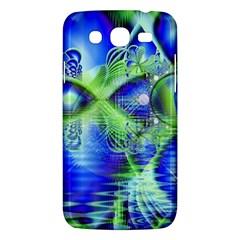 Irish Dream Under Abstract Cobalt Blue Skies Samsung Galaxy Mega 5 8 I9152 Hardshell Case