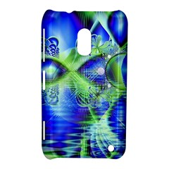 Irish Dream Under Abstract Cobalt Blue Skies Nokia Lumia 620 Hardshell Case