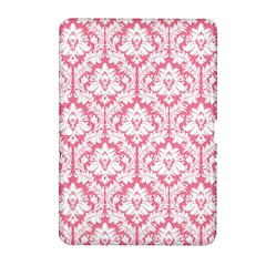 White On Soft Pink Damask Samsung Galaxy Tab 2 (10 1 ) P5100 Hardshell Case