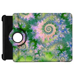 Rose Apple Green Dreams, Abstract Water Garden Kindle Fire Hd 7  (1st Gen) Flip 360 Case