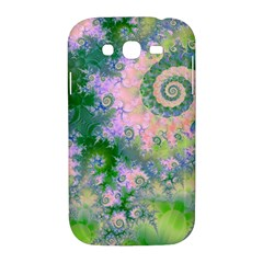Rose Apple Green Dreams, Abstract Water Garden Samsung Galaxy Grand DUOS I9082 Hardshell Case