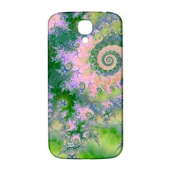 Rose Apple Green Dreams, Abstract Water Garden Samsung Galaxy S4 I9500/i9505  Hardshell Back Case