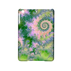 Rose Apple Green Dreams, Abstract Water Garden Apple Ipad Mini 2 Hardshell Case