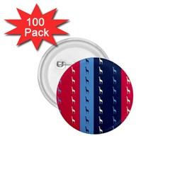 Giraffentapete 1 75  Button (100 Pack)