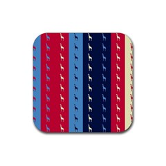Giraffentapete Drink Coasters 4 Pack (square)