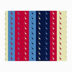 Giraffentapete Glasses Cloth (small, Two Sided)