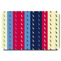 Giraffentapete Large Door Mat