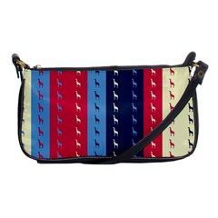 Giraffentapete Evening Bag