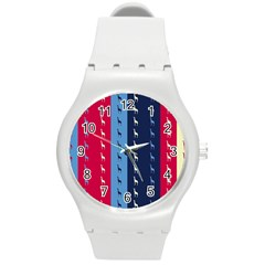 Giraffentapete Plastic Sport Watch (medium)