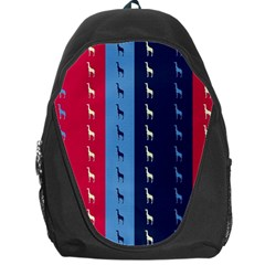 Giraffentapete Backpack Bag