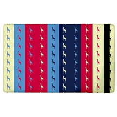 Giraffentapete Apple iPad 2 Flip Case